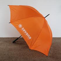 Deštník Savana oranžový