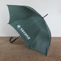 Deštník Savana tmavě zelený