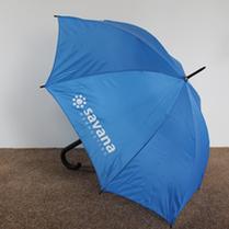 Deštník Savana modrý