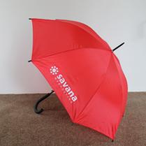 Deštník Savana červený