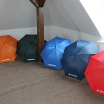 Deštníky Savana