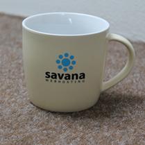 Hrnek Savana béžový 300ml