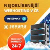Webhosting Savana.cz | kvalitní hosting a multihosting za nízké ceny.